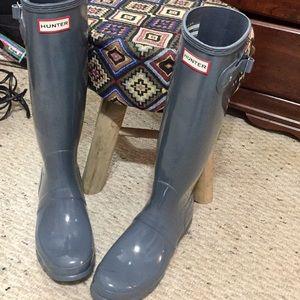 EUC Hunter rain boots!
